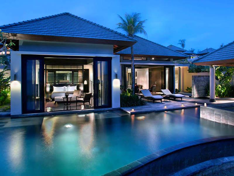 Pool Villa Garden View2