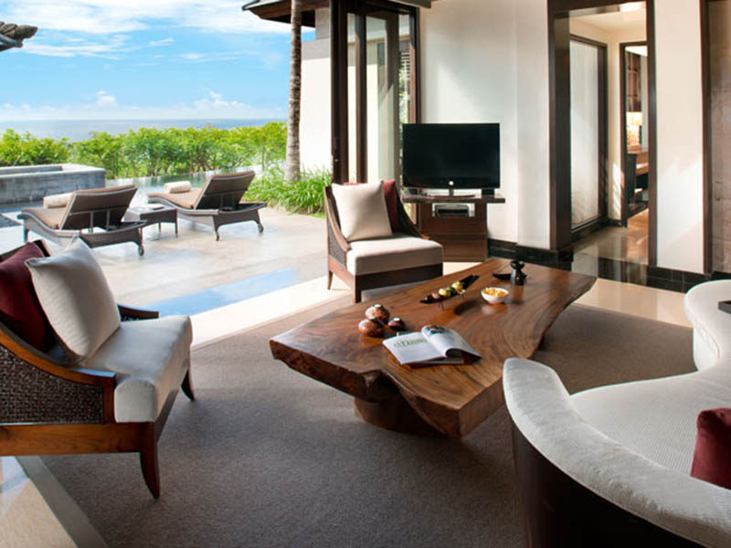 Pool Villa Sea View2