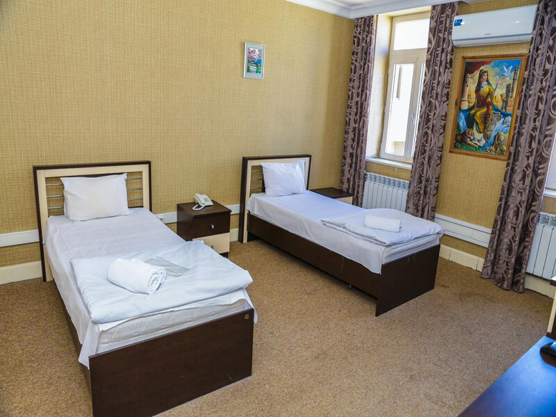 Standard Double or Twin Room with Balcony2