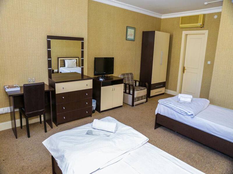 Standard Double or Twin Room with Balcony5