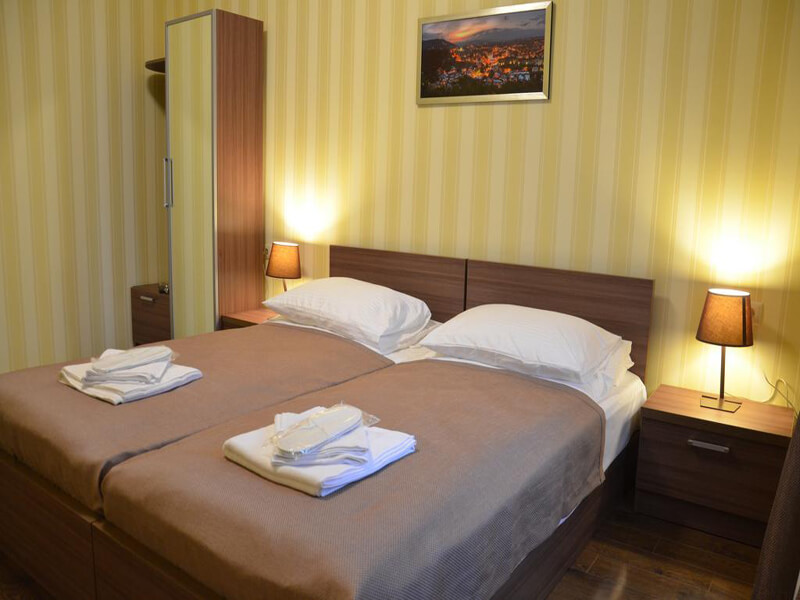 Standard Double or Twin Room1