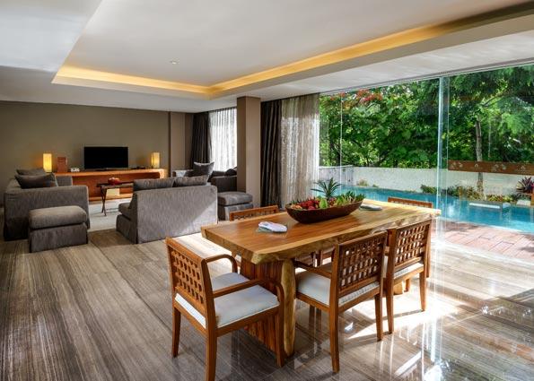 Three Bedroom Garden Pool Villa2