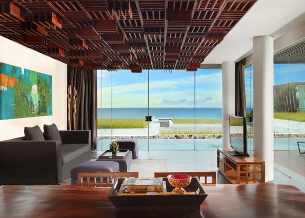 Three Bedroom Ocean View Pool Villa2