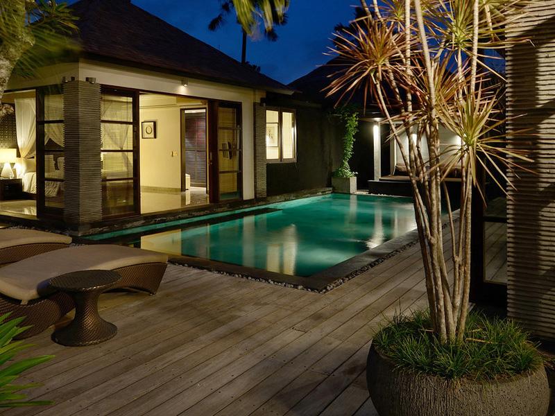 Three Bedroom Presidential Pool Villa