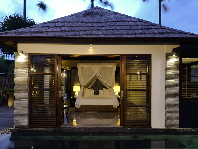 Three Bedroom Presidential Pool Villa3
