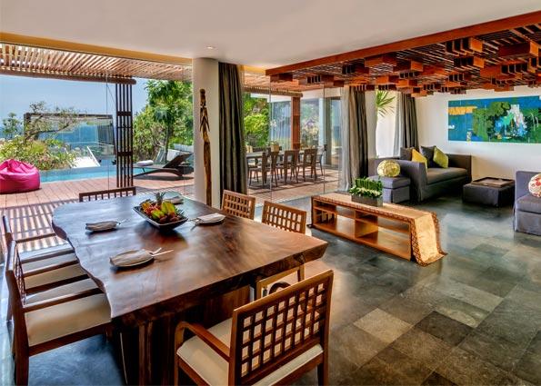 Two Bedroom Ocean View Pool Villa2