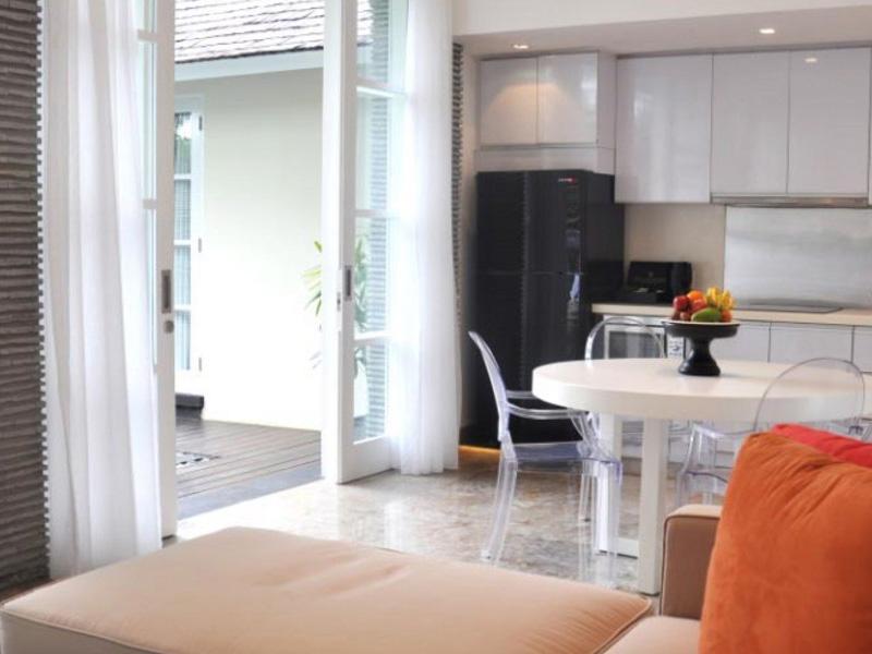 Two Bedroom Studio Pool Villa