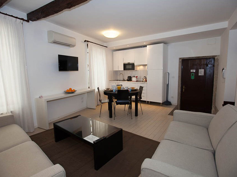 Apartment 4 Persons 2+28