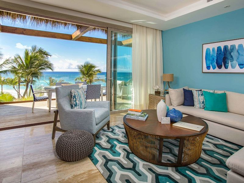Beachfront Two Bedroom Suites3