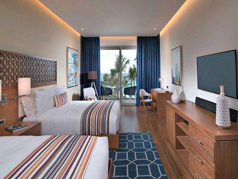 Beachfront Two Bedroom Suites4