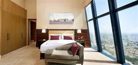Caspian Sea One Bedroom Suite