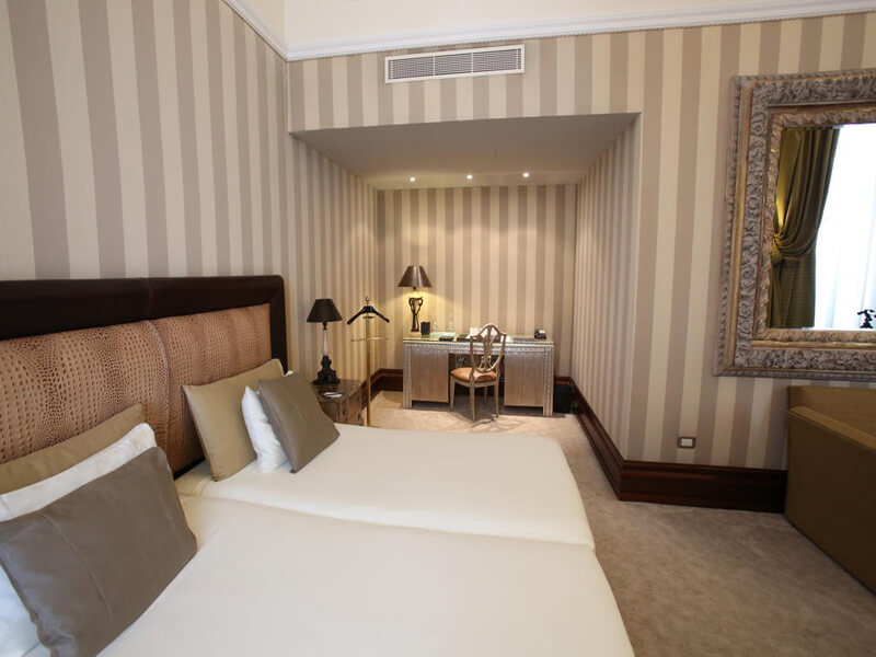 Exclusive Double or Twin Room