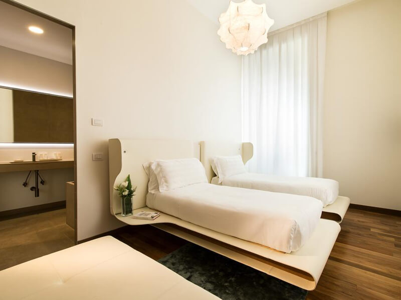 Grand Deluxe Double Room with Spa Access