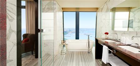 Grand One Bedroom Suite – Baku City View