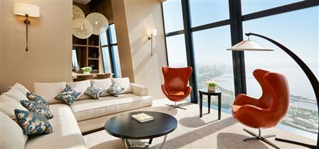 Grand One Bedroom Suite – Caspian Sea View