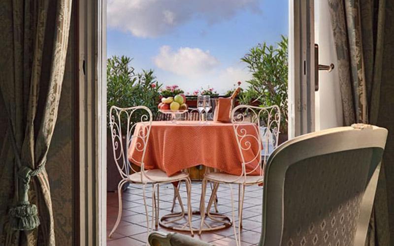 Junior Suite With Panoramic Terrace
