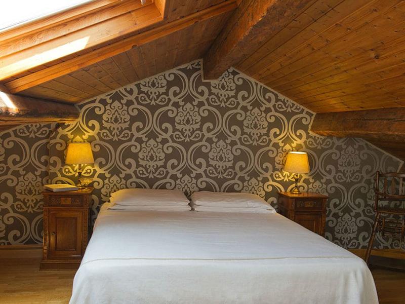 Junior Suite mansardata con terrazza panoramica2