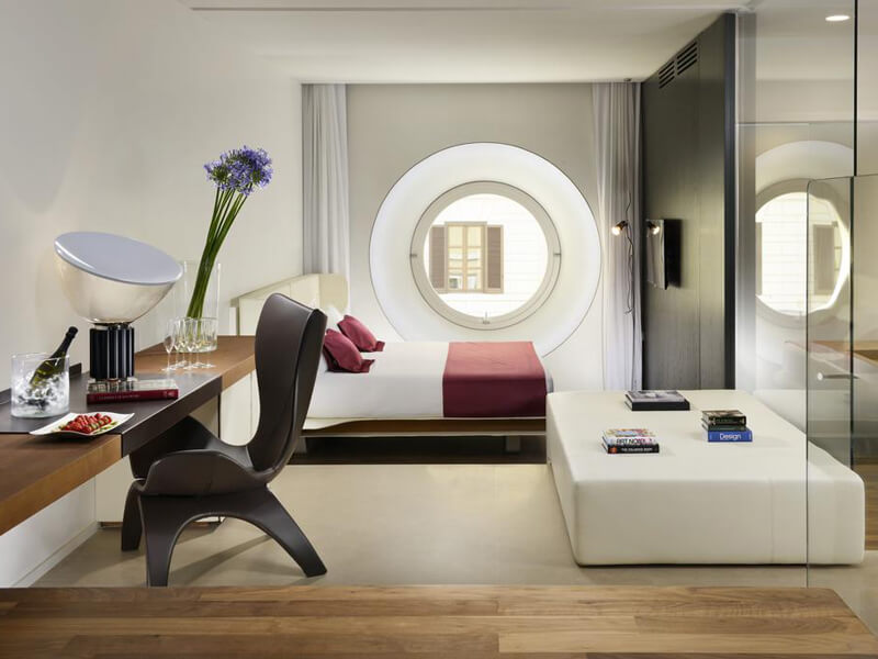 Junior Suite with Spa Access and Spa Bath