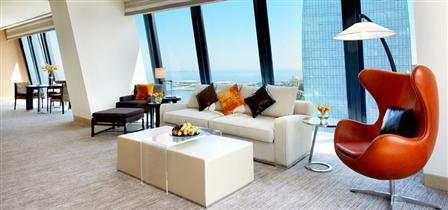 One Bedroom Suite – Baku City View