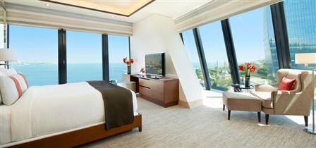 One Bedroom Suite – Caspian Sea View