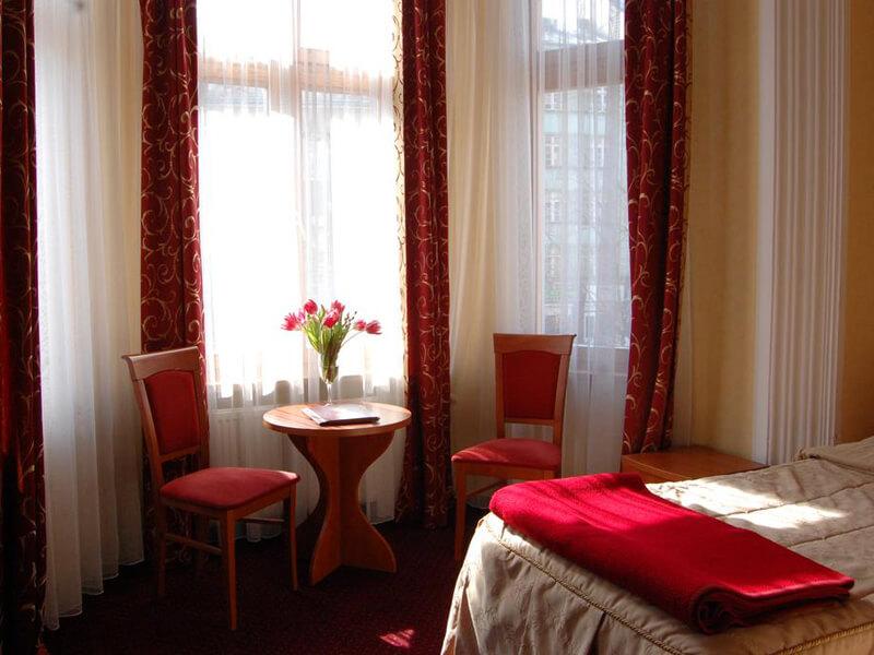 Отель расположен в самом сердце Кракова.