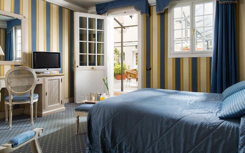 Patio-Garden Double Room5
