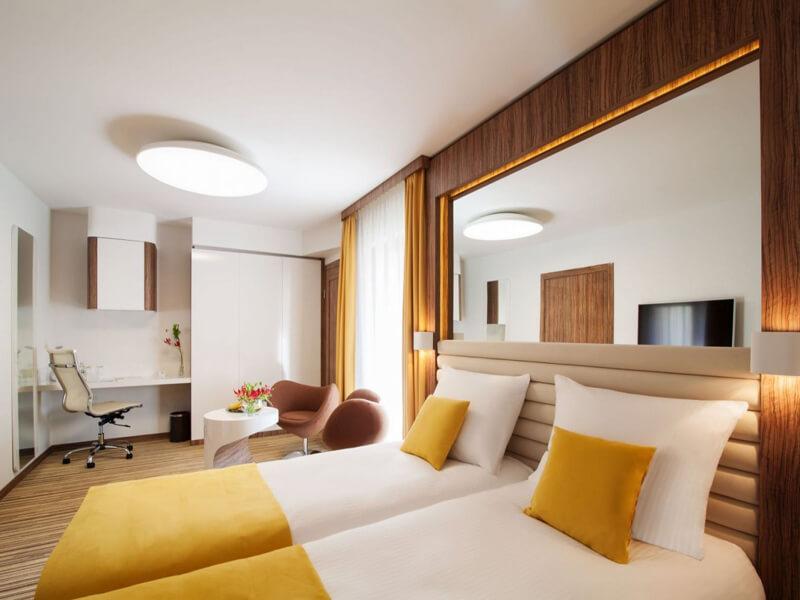 Premium Double Room1