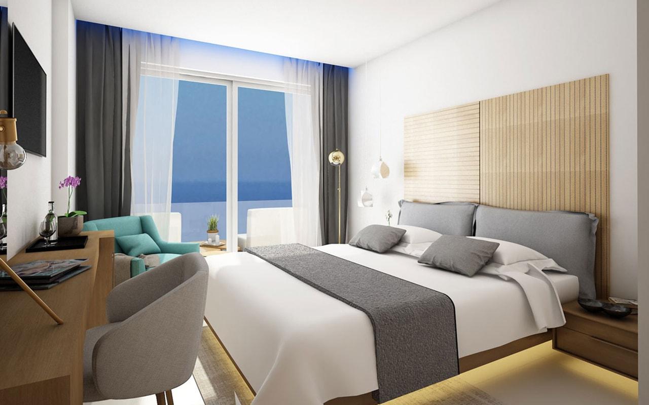 Standard Sea View Room-min