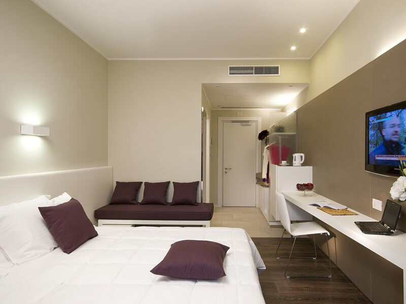 Superior Double Room with Terrace2