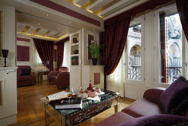 The Giustinian Apartment