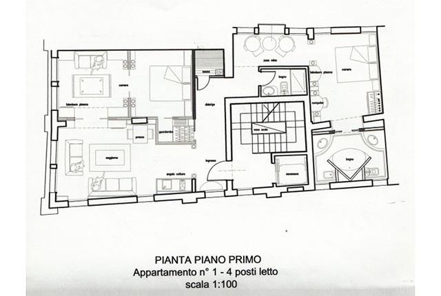The Giustinian Apartment9