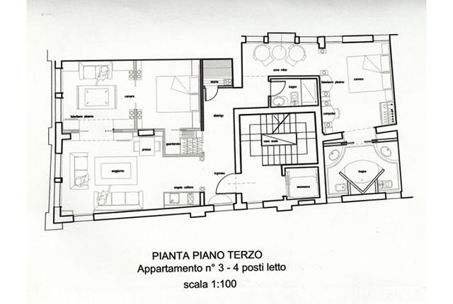 The Gradenigo Apartment 9