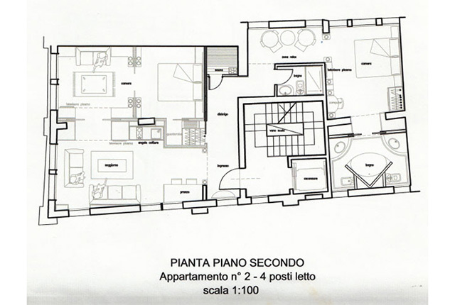 The Gritti Apartment9