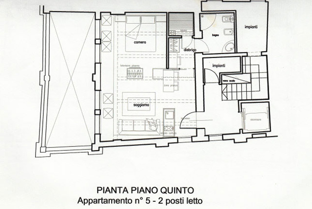 The Tiepolo Apartment 9