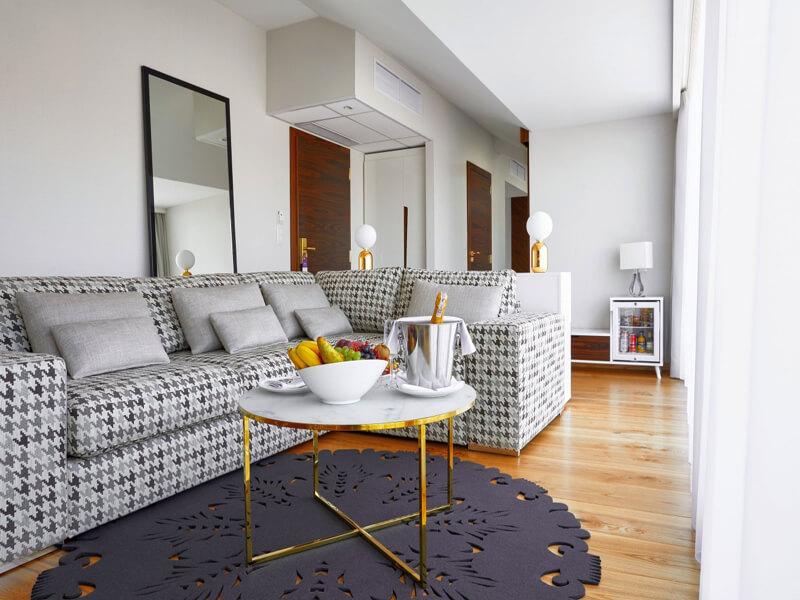 Wawel Terrace Suite1