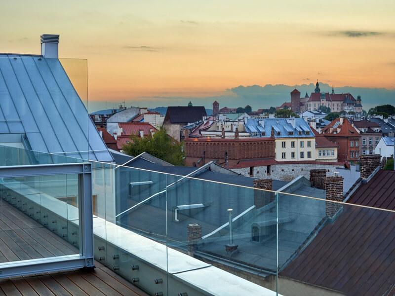 Wawel Terrace Suite3