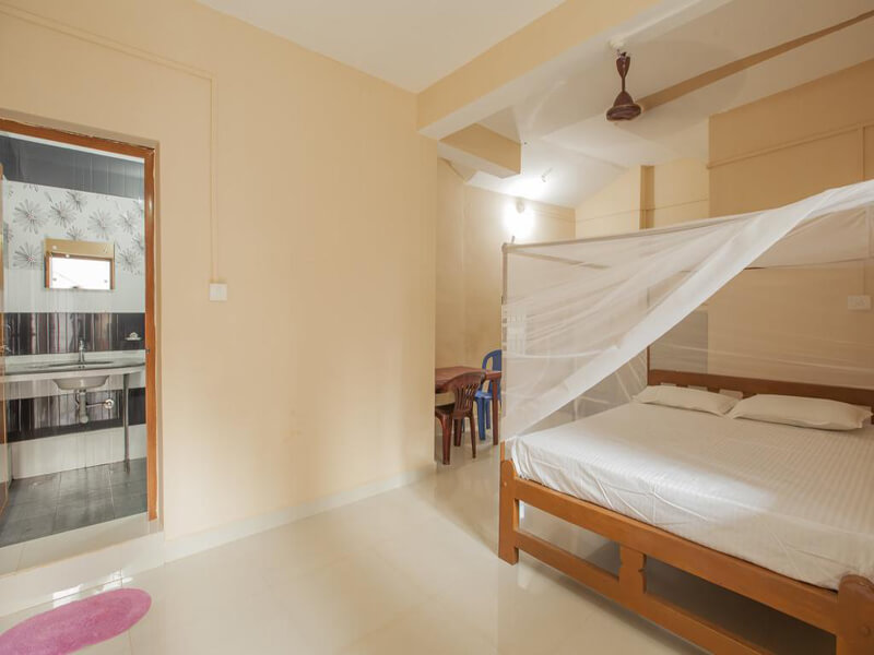 Budget Double Room with Fan1