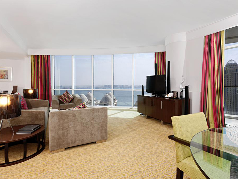 Executive Suite with Executive Lounge Access (5)