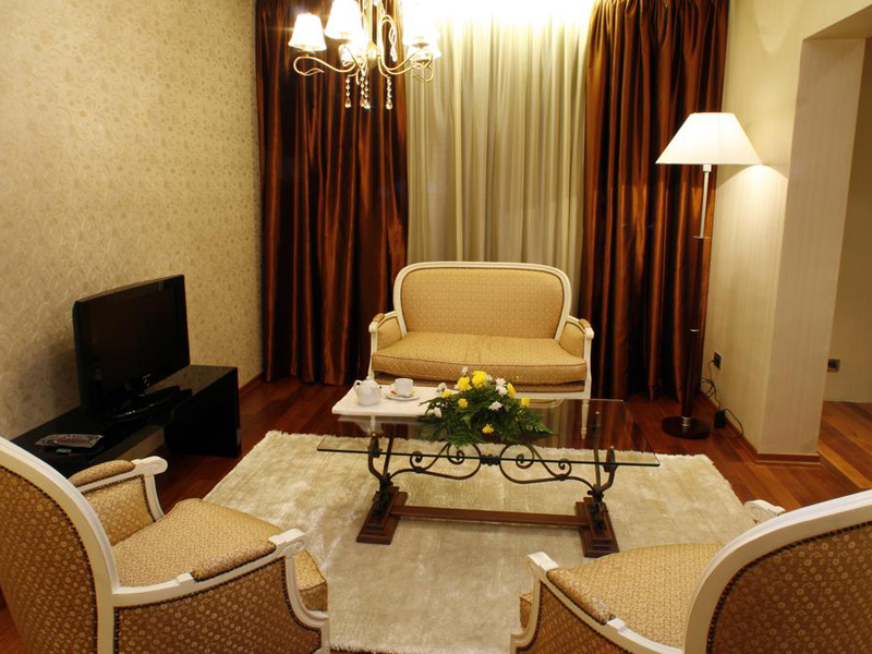 Special Offer - Executive Suite with Spa Package