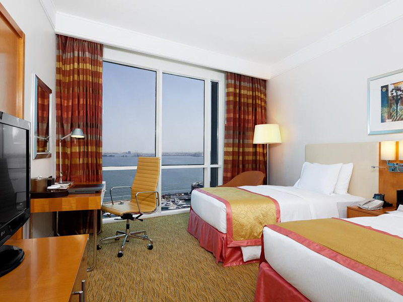 Twin Room with Sea View (3)