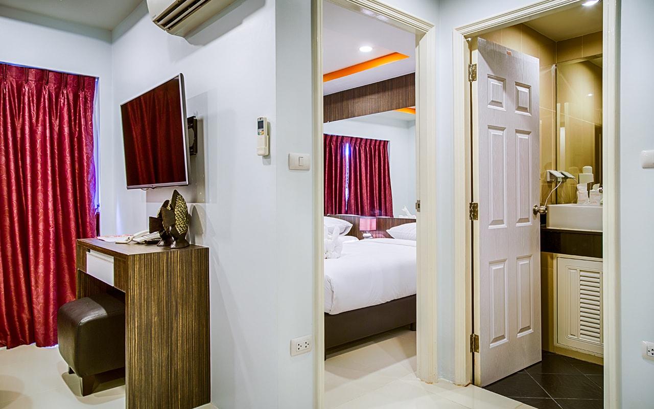 1 Bedroom_11-min