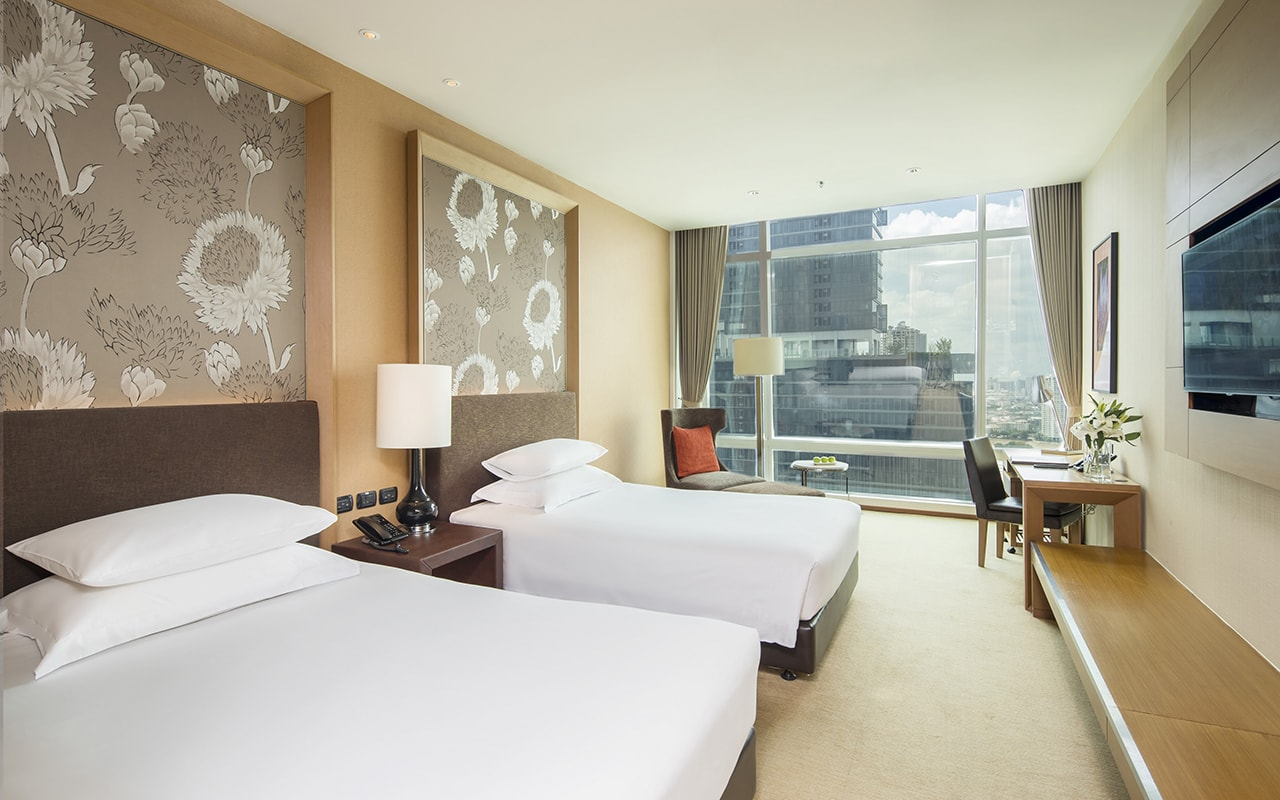 Superior Room(Twin bed)-min