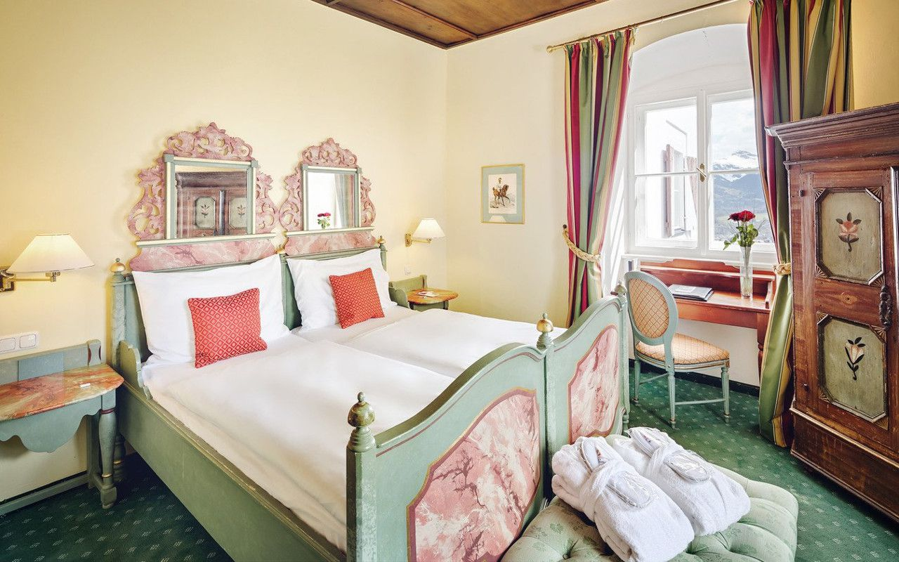 Castle-room