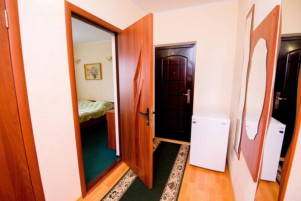Двухкомнатный люкс 4 человека FAMILY ROOM2-min