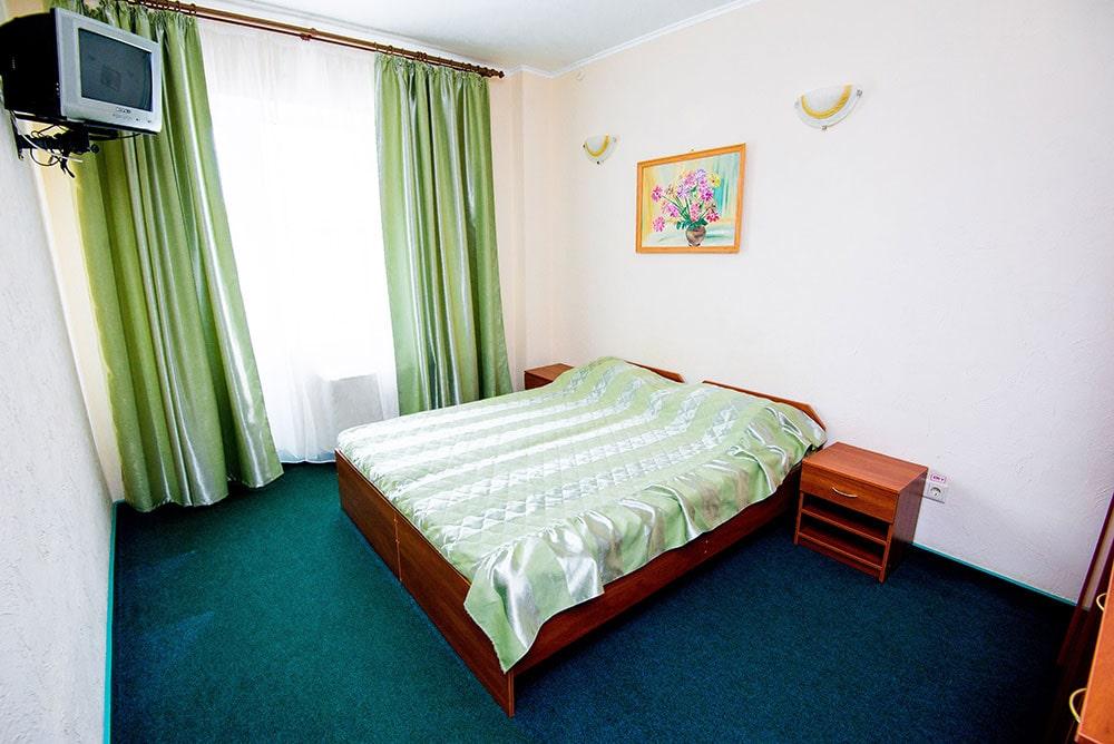 Двухкомнатный люкс 4 человека FAMILY ROOM3-min
