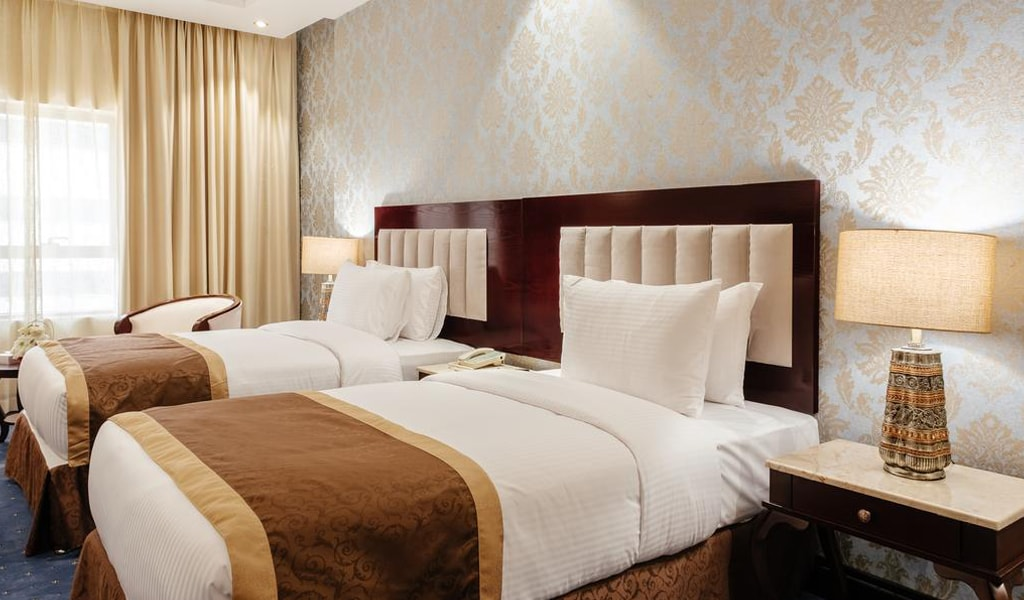 Tulip Inn Al Khan Hotel (13)