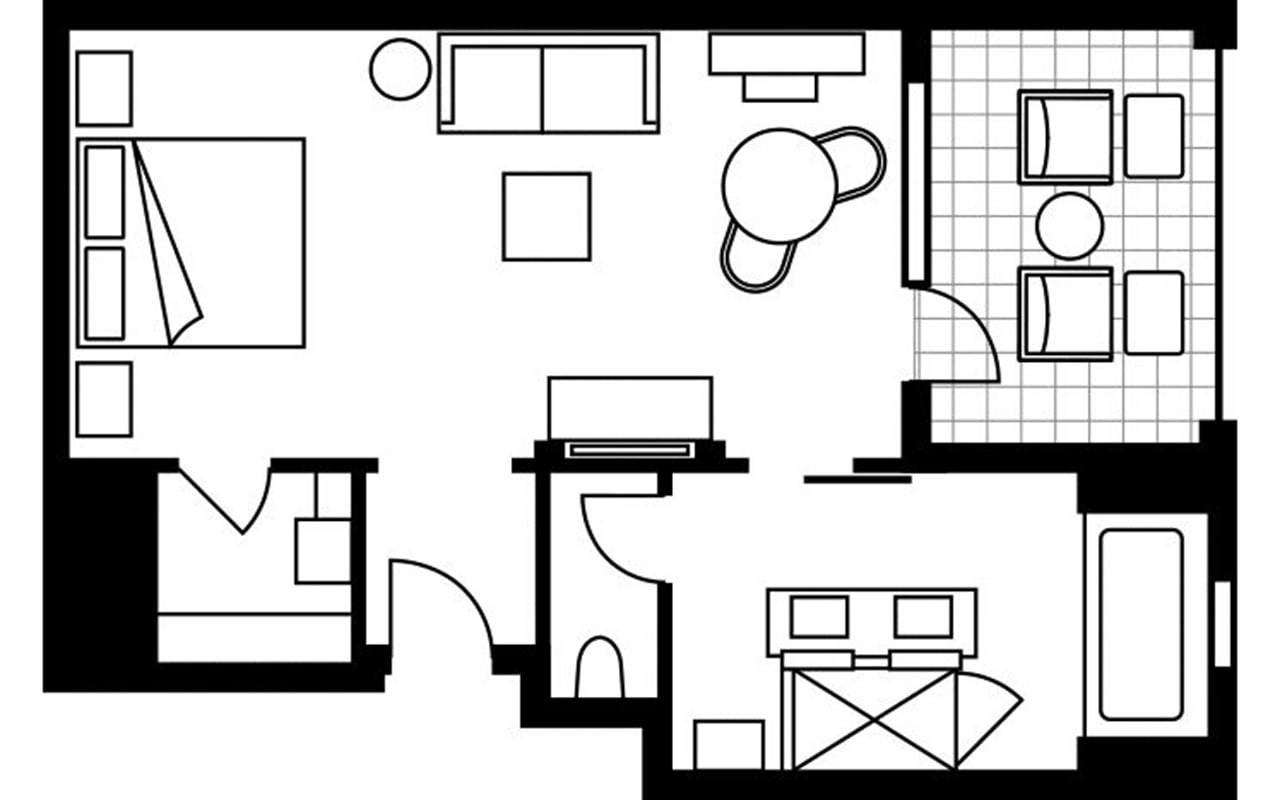 Deluxe Room-min