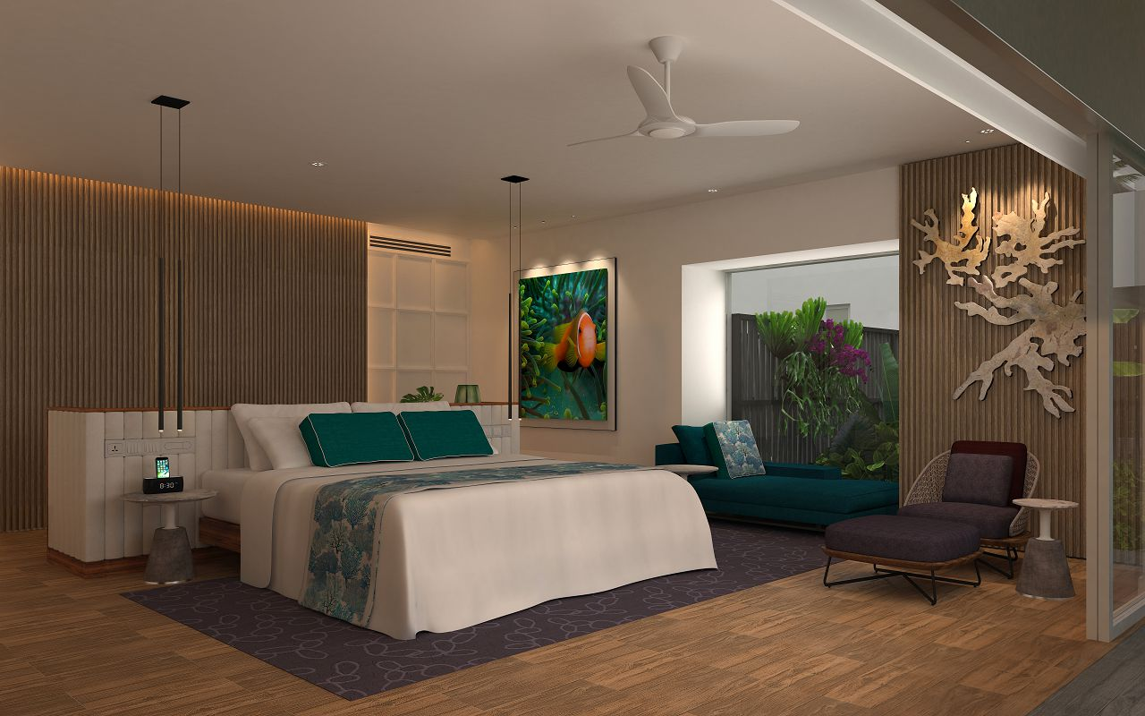 Jacuzzi Beach Villa (3)