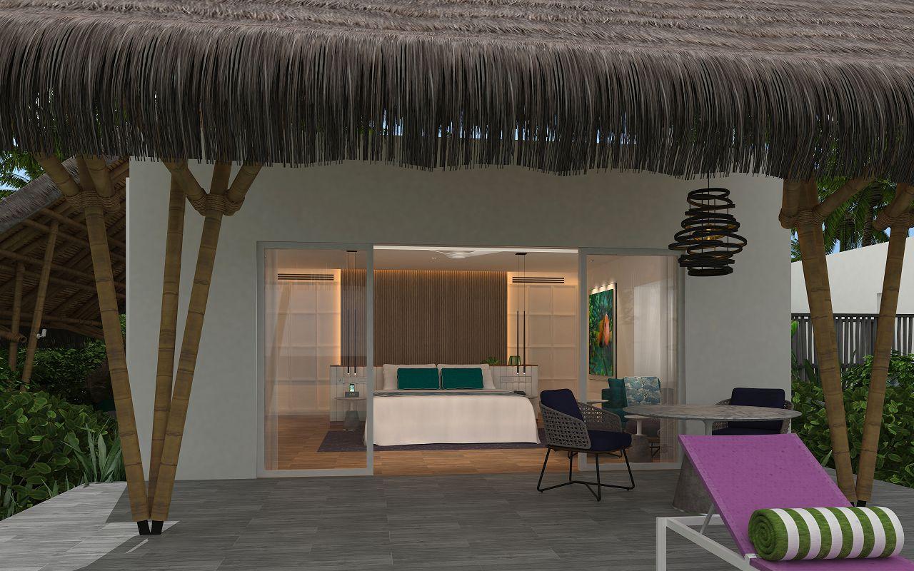 Jacuzzi Beach Villa (8)