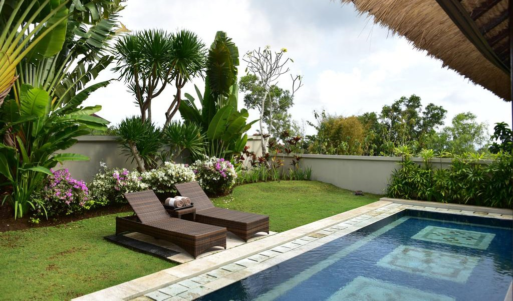 One-Bedroom Villa with Private Pool-min